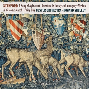 Charles Villiers Stanford - A Song of Agincourt u.a.
