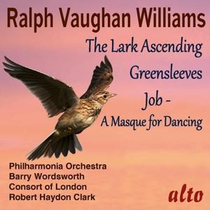 Ralph Vaughan Williams - The Lark Ascending, Greensleves, Job