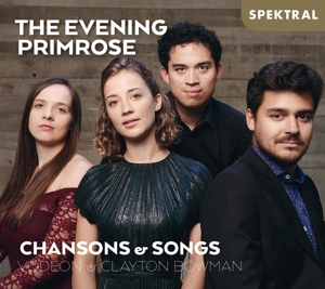 The Evening Primrose - Lieder