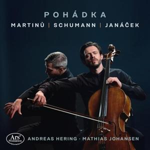 Pohadka - Kammermusik von Janacek, Martinu u.a.