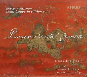 Louis Couperin: Pièces de Clavecin Vol. 4