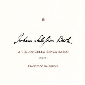 Johann Sebastian Bach - Suiten BWV 1007-1009