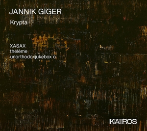 Jannik Giger: Krypta
