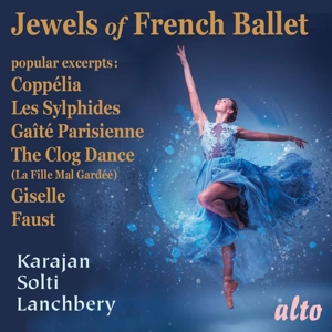 Jewels from French Ballet