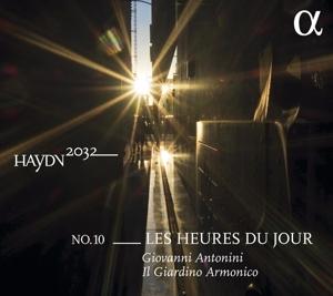 Haydn 2032; Vol. 10: Les Heures du Jour
