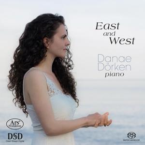 East and West - Danae Dörken spielt Werke von Kalomiris, Bartok, Chopin u.a.