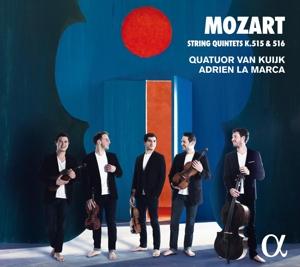 Wolfgang Amadeus Mozart: Streichquintette K. 515 & 516