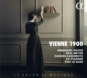 Vienne 1900 - Werke von Schoenberg, Mahler, Berg u.a.