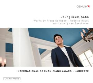 Jeung-Beum Sohn - Preisträger Internationaler Dt. Pianistenpreis