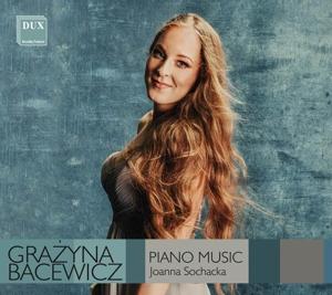 Grazyna Bacewicz: Werke für Piano solo