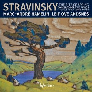 Igor Strawinsky - Werke für zwei Klaviere