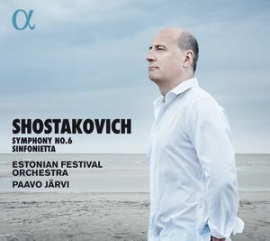 Dmitri Schostakowitsch - Sinfonie Nr. 6/Sinfonietta