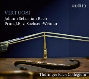 Virtuosi - Werke von Bach, Walther & Prinz Johann Ernst