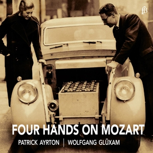 Four Hands on Mozart - Klavierwerke