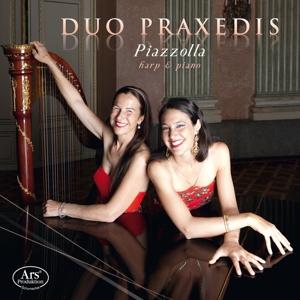 Astor Piazzolla: Piazzolla für Harfe & Klavier