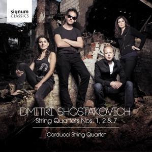 Dmitri Schostakowitsch - Streichquartette Nr. 1, 2 & 7
