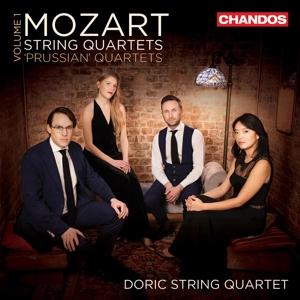 "Wolfgang Amadeus Mozart: The ""Prussian"" Quartets"