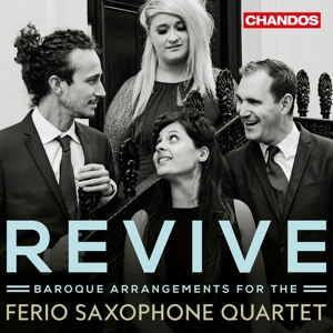 Revive - Baroque Arrangements for the Ferio Saxophone Quartet