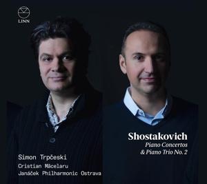 Dmitri Schostakowitsch: Klavierkonzerte & Klaviertrio Nr. 2
