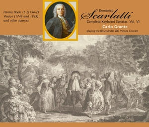Domenico Scarlatti: Die Klaviersonaten Vol. 6