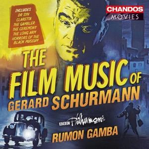 Gerard Schurmann - The Film Music of Gerard Schurmann
