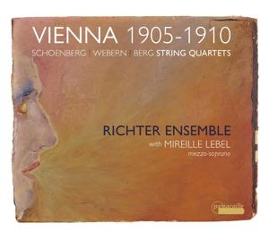 Vienna 1905-1910 - Streichquartette