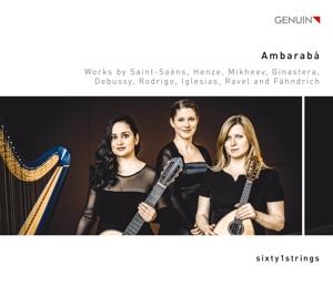 Ambarabà - Werke von Saint-Saens, Henze, Ravel u.a.