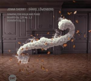 Johannes Brahms; Ernö Dohnanyi: Sonaten für Violine & Piano