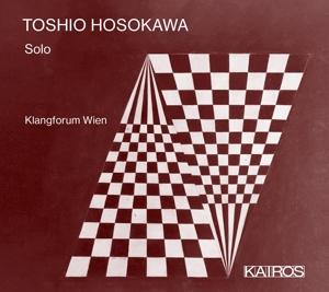 Toshio Hosokawa: Solo