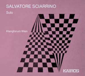 Salvatore Sciarrino: Solo