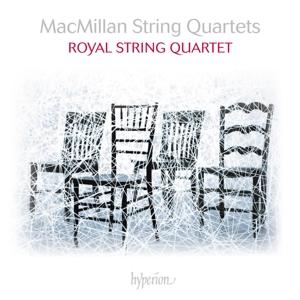 Sir James MacMillan - Streichquartette - Visions of a November Spring u.a.