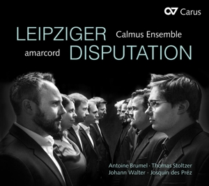 Brumel/Walter/Stoltzer - Leipziger Disputation