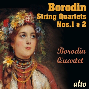 Alexander Borodin - Streichquartette Nr. 1 & Nr. 2