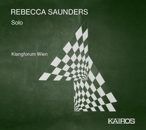 Rebecca Saunders: Solo