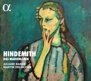 Paul Hindemith - Das Marienleben
