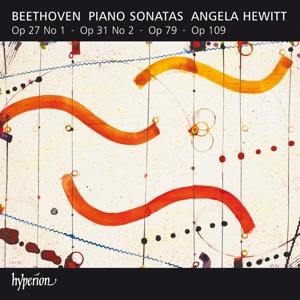 Ludwig van Beethoven - Klaviersonaten Opp. 27 Nr. 1, 31 Nr. 2, 79 & 109