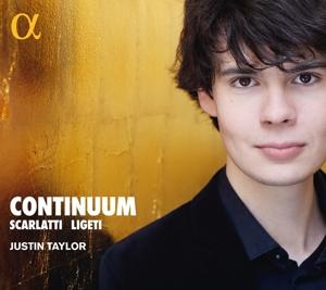 Domenico Scarlatti/György Ligeti - Continuum - Werke für Cembalo